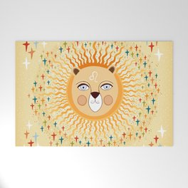 Leo Welcome Mat