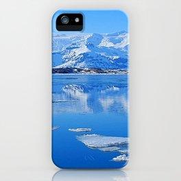 Ice Lake Iceland iPhone Case