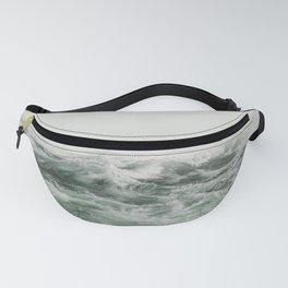 Green Sea Fanny Pack