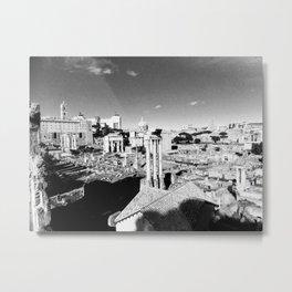 Rome in ruins Metal Print