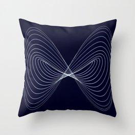 Infinite Time Throw Pillow
