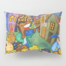 Town Musicians of Bremen Pillow Sham