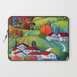 Monferrato landscape Laptop Sleeve