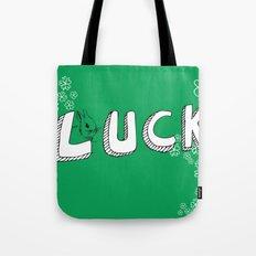 luck. Tote Bag