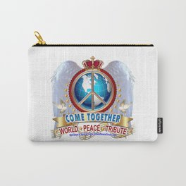 Come Together for Peace Carry-All Pouch