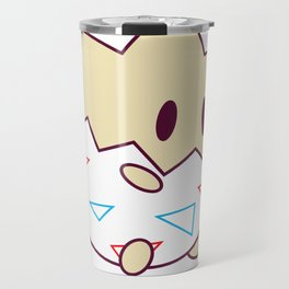 Kawaii Chibi Togepi Travel Mug