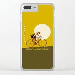 Grand prix Clear iPhone Case