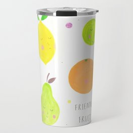 Friendly Fruit Travel Mug