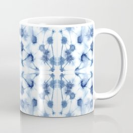 Mirror Dye Blue Coffee Mug
