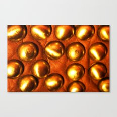 Solidity Canvas Print
