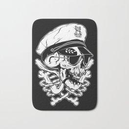 Death Captain Bath Mat