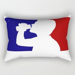 MLD Major League Drinking Rectangular Pillow
