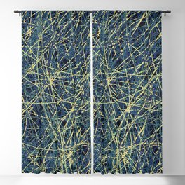 Dreamy Eyecatching Chaos Hamadryad Blackout Curtain