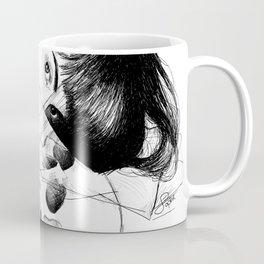 ANGST IN MY VEINS. Coffee Mug