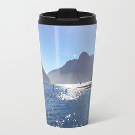 New Zealand's beauty *Milford Sound Travel Mug
