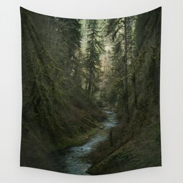 Oregon Forest V Wall Tapestry