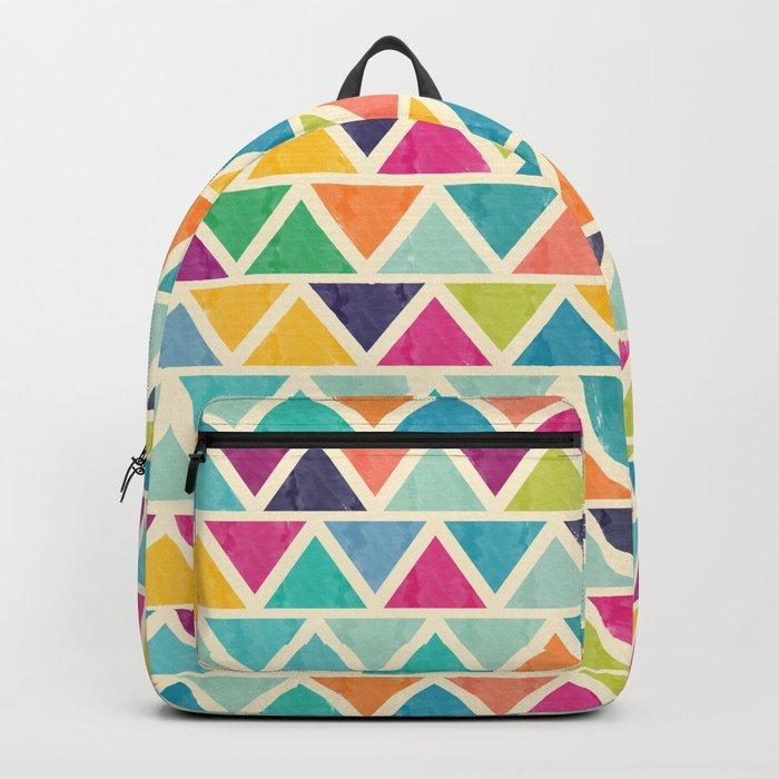 Lovely geometric Pattern II Backpack