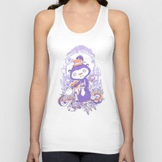Tea Monkey Tea Party Unisex Tank Top