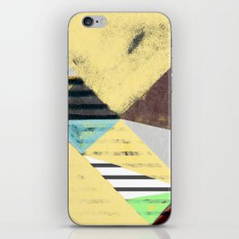 texture obsession iPhone Skin