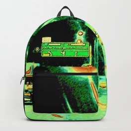 A Little Night Drive Backpack