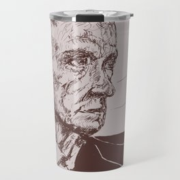 Fred Astaire in Moon Luminance Travel Mug