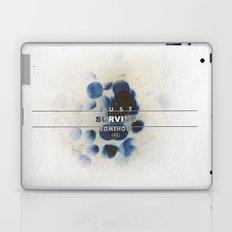JUST SURVIVE SOMEHOW (JSS) Laptop & iPad Skin