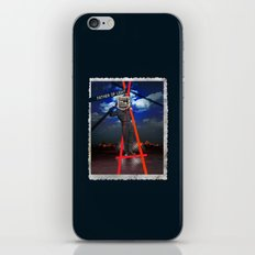 Father of Light iPhone & iPod Skin