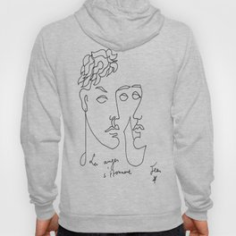 Jean Cocteau Homme  Hoody