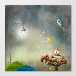 Dreamery Canvas Print