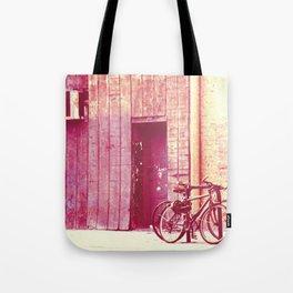 Pedal Tote Bag