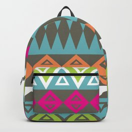 Aztec Pattern No. 17 Backpack