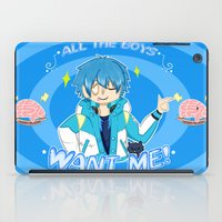 dmmd iPad Cases featuring All The Boys Want Me! by LiamAmsel