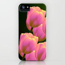 Tulips - Happy Family!  iPhone Case