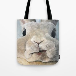 Jimmy The Bunny Tote Bag