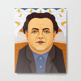 Diego Rivera Metal Print