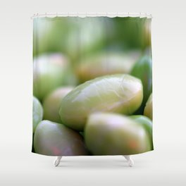 Edamames Shower Curtain