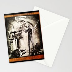 Whipping Corpses 1 Stationery Cards