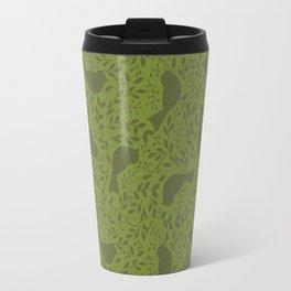 Birdie Bundle - green Travel Mug