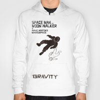 gravity Hoodies featuring GRAVITY by Resistance
