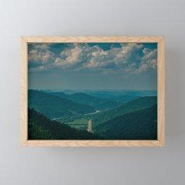 Pine View Framed Mini Art Print