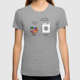 Clean start T-shirt