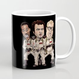 Otherbusters with Glow Title Coffee Mug