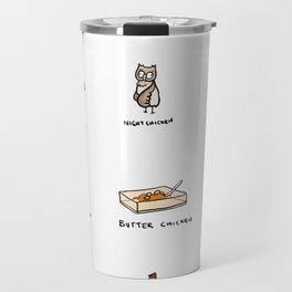 Chickens Travel Mug