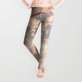 Delicate Flowers Leggings