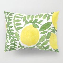 The Fresh Lemon Pillow Sham