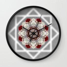 Reine Blanche Wall Clock