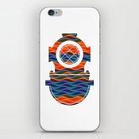 scuba iPhone & iPod Skins featuring Scuba Collor by Guilherme Rosa // Velvia