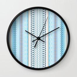 Woven Pattern 5.0 Wall Clock