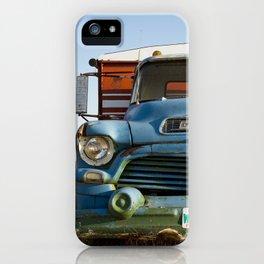 GMC Grain Truck 2 iPhone Case