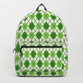 Happy St. Patrick's Day Pattern | Ireland Luck Backpack